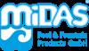 MIDAS Pool & Fountain Logo