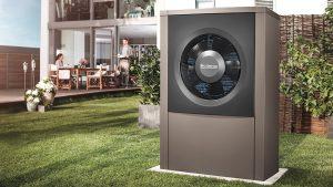 Betrieben Sie Ihre Fußbodenheizung mit einer Wärmepumpe