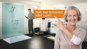 MDE Kampagne : Bad Teilsanierung