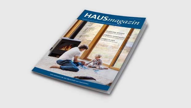 Das neue Hausmagazin gibt Bauherren Tipps rund um die Renovierung von Bad und Heizung.